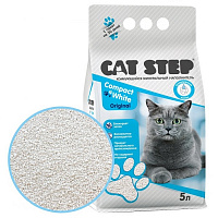 CAT STEP Compact White Original